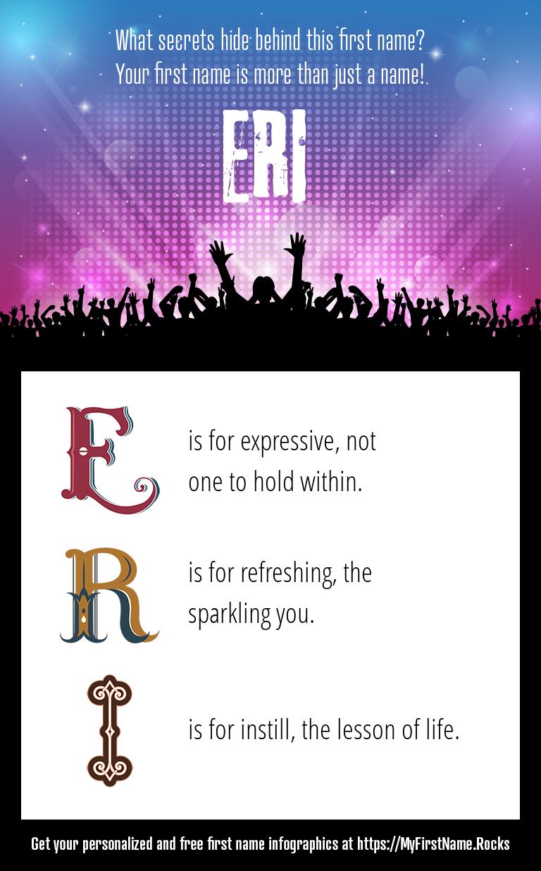 Eri Infographics