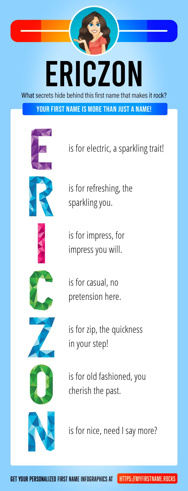 Ericzon Infographics