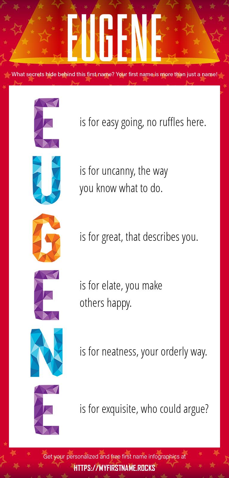 Eugene Infographics