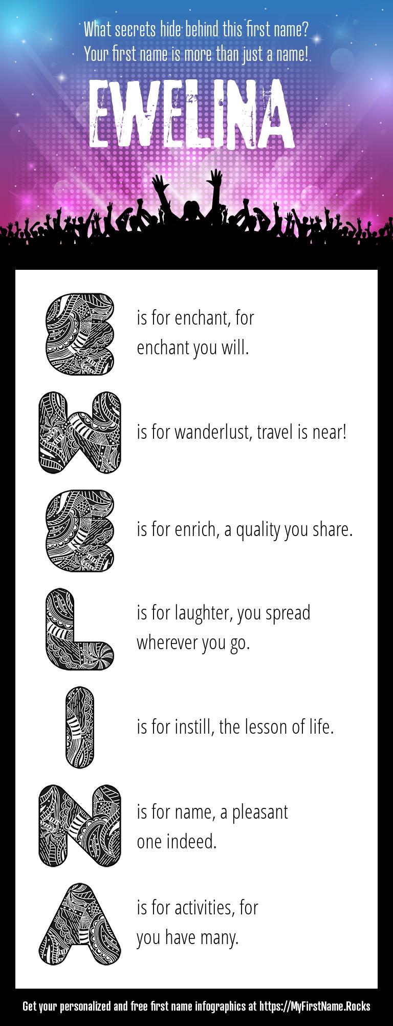 Ewelina Infographics