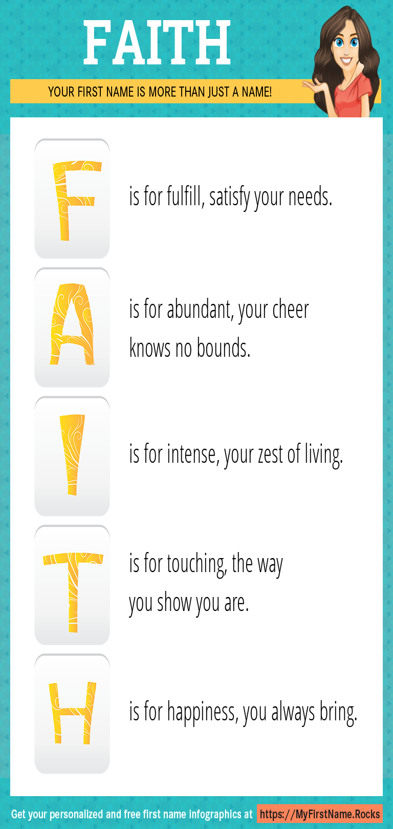 Faith Infographics