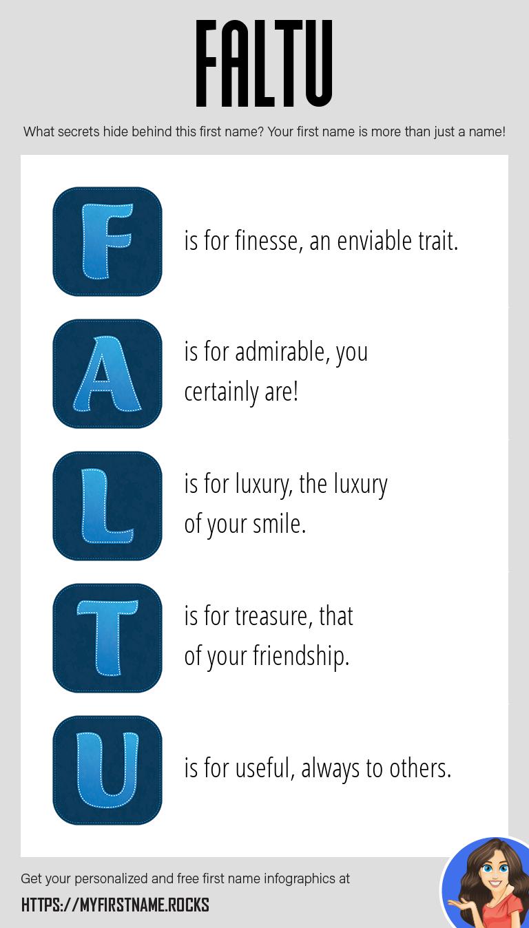 Faltu Infographics
