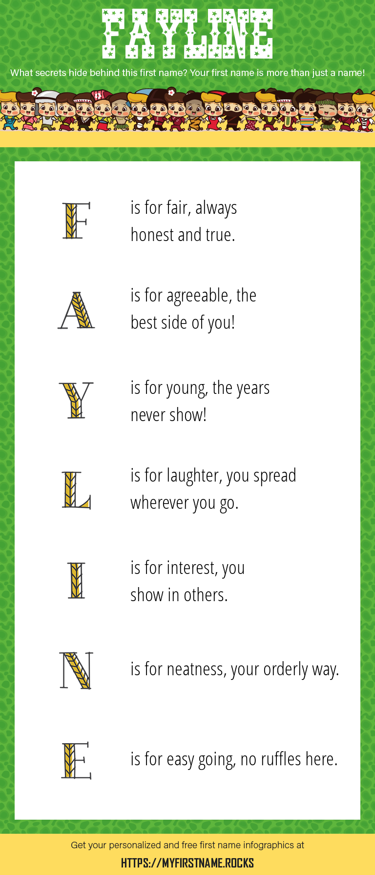 Fayline Infographics