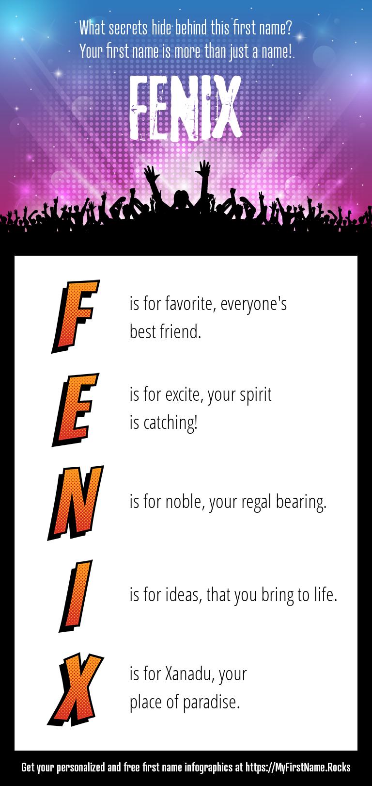 Fenix Infographics