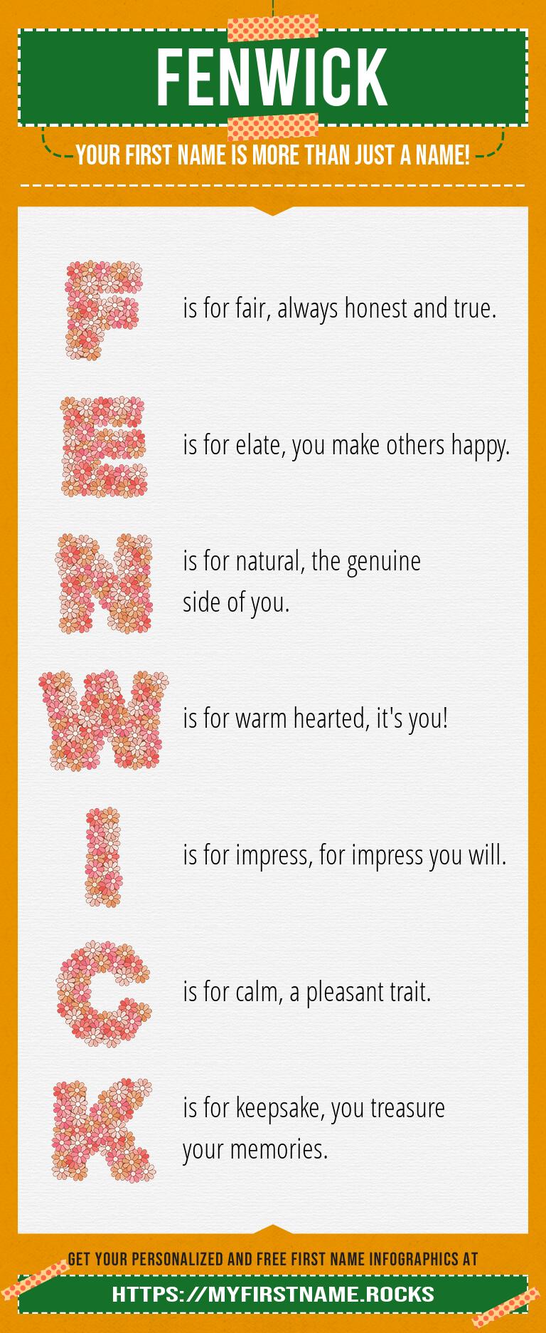 Fenwick Infographics