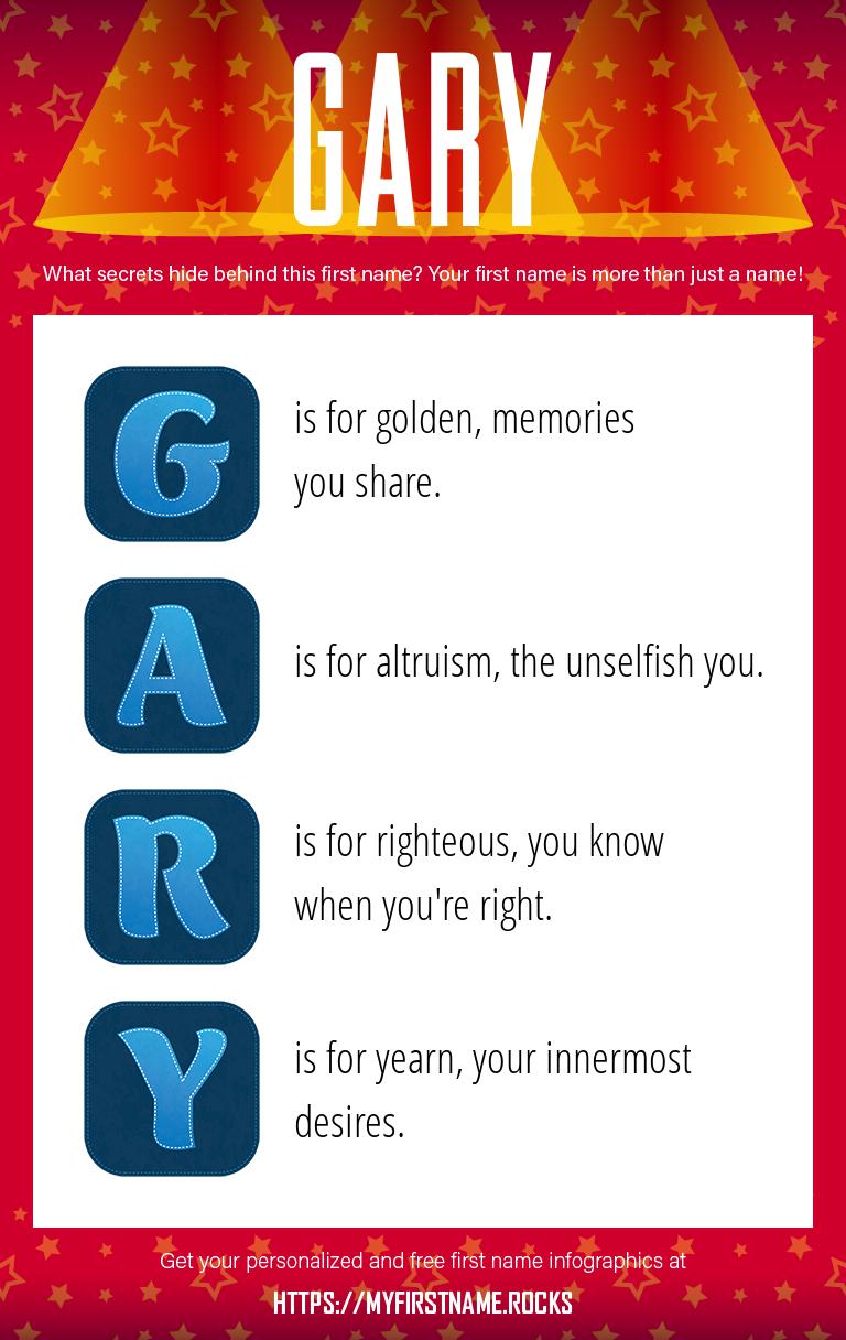 Gary Infographics