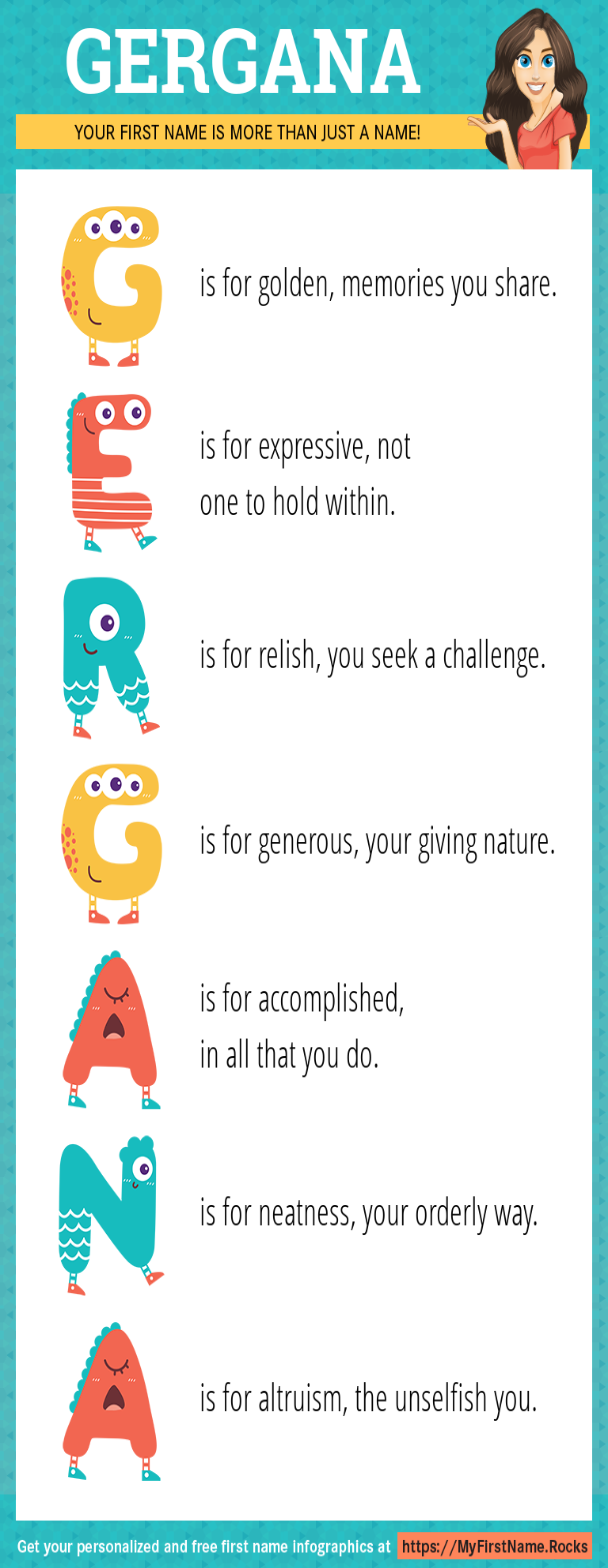 Gergana Infographics