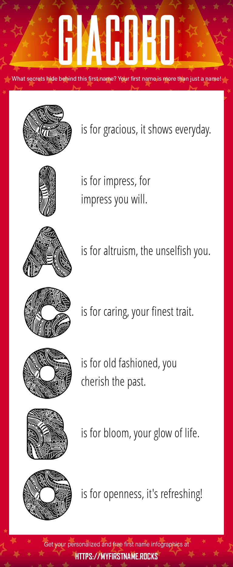 Giacobo Infographics