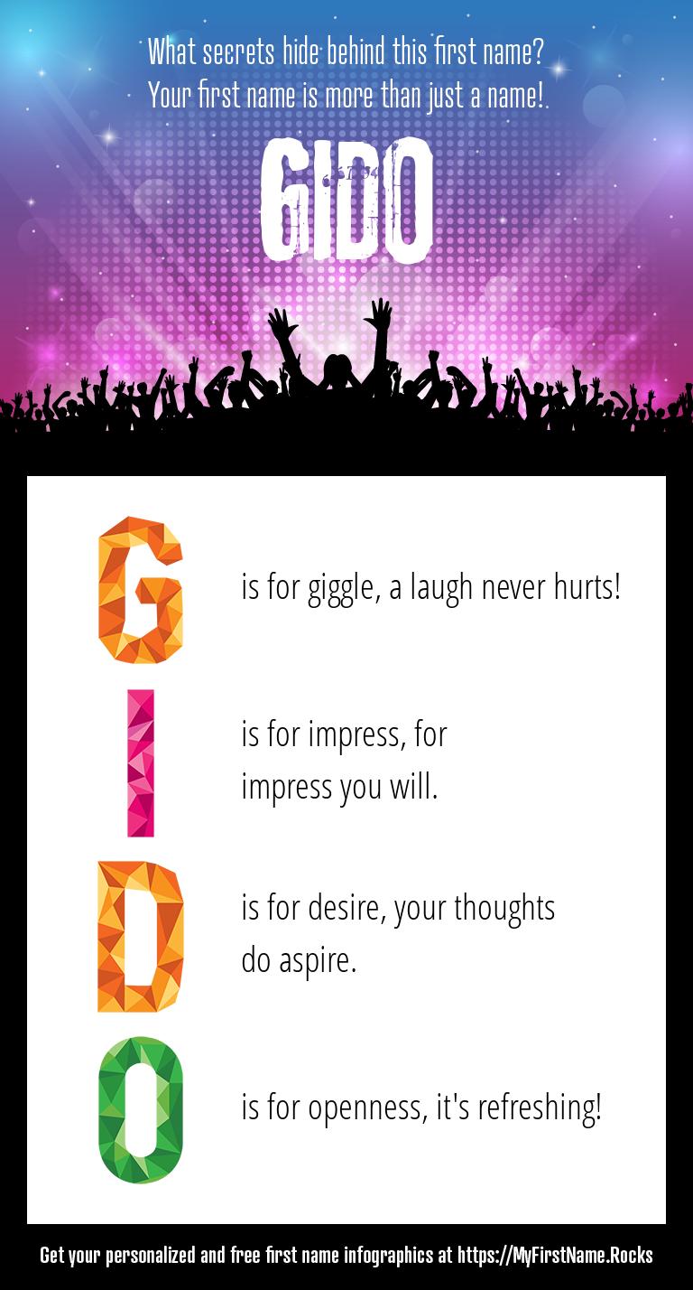 Gido Infographics
