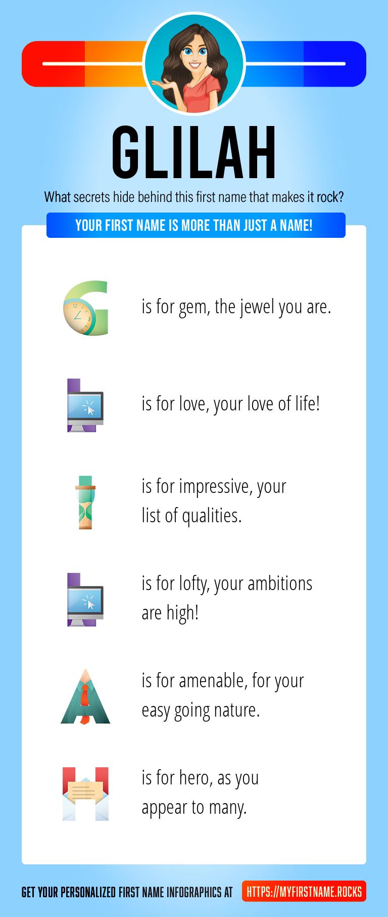 Glilah Infographics