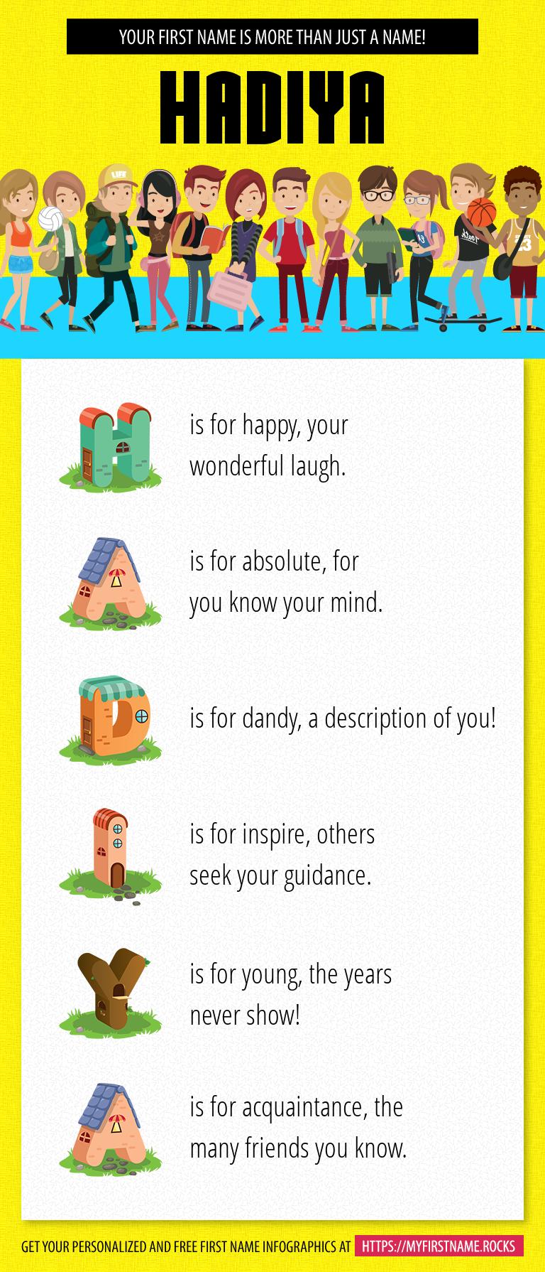 Hadiya Infographics
