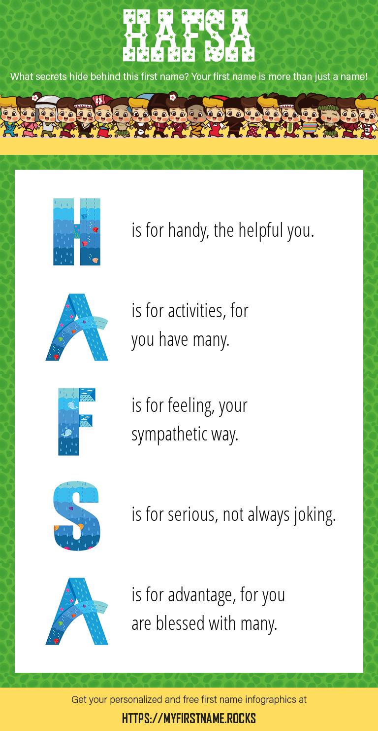 Hafsa Infographics
