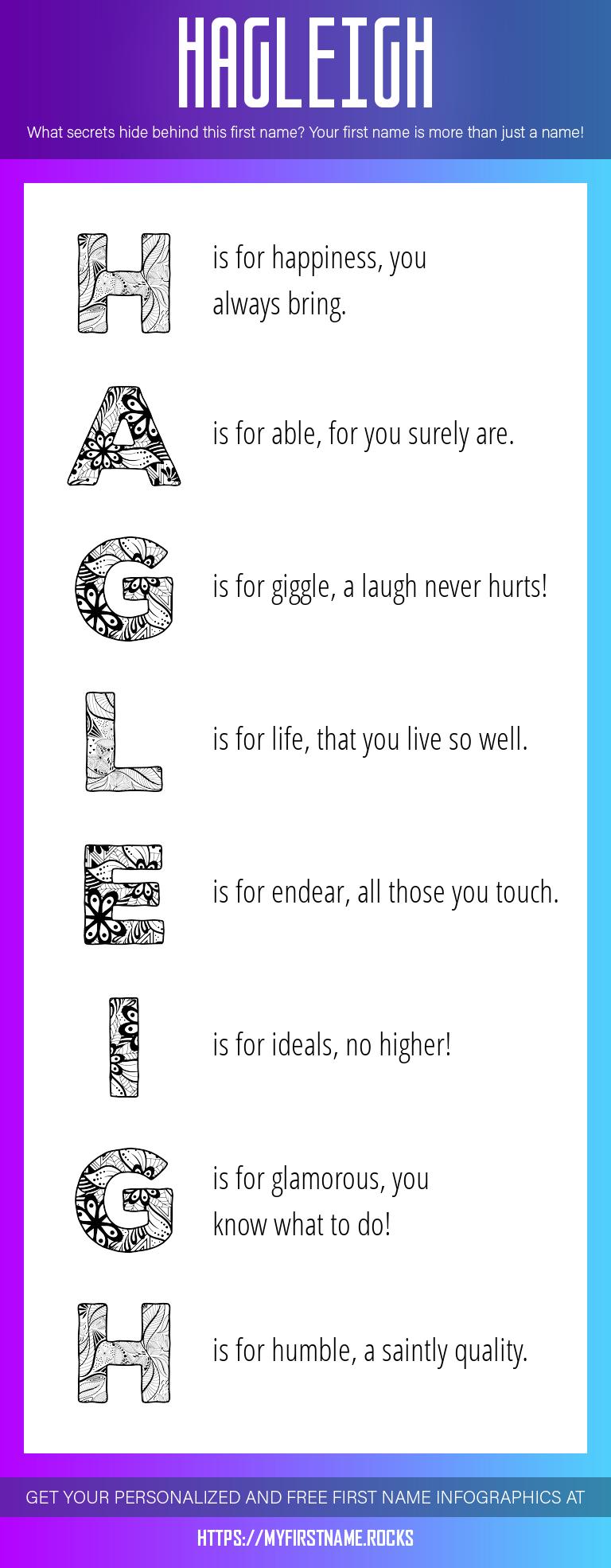 Hagleigh Infographics