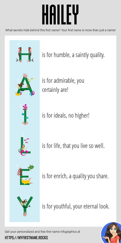 Hailey Infographics
