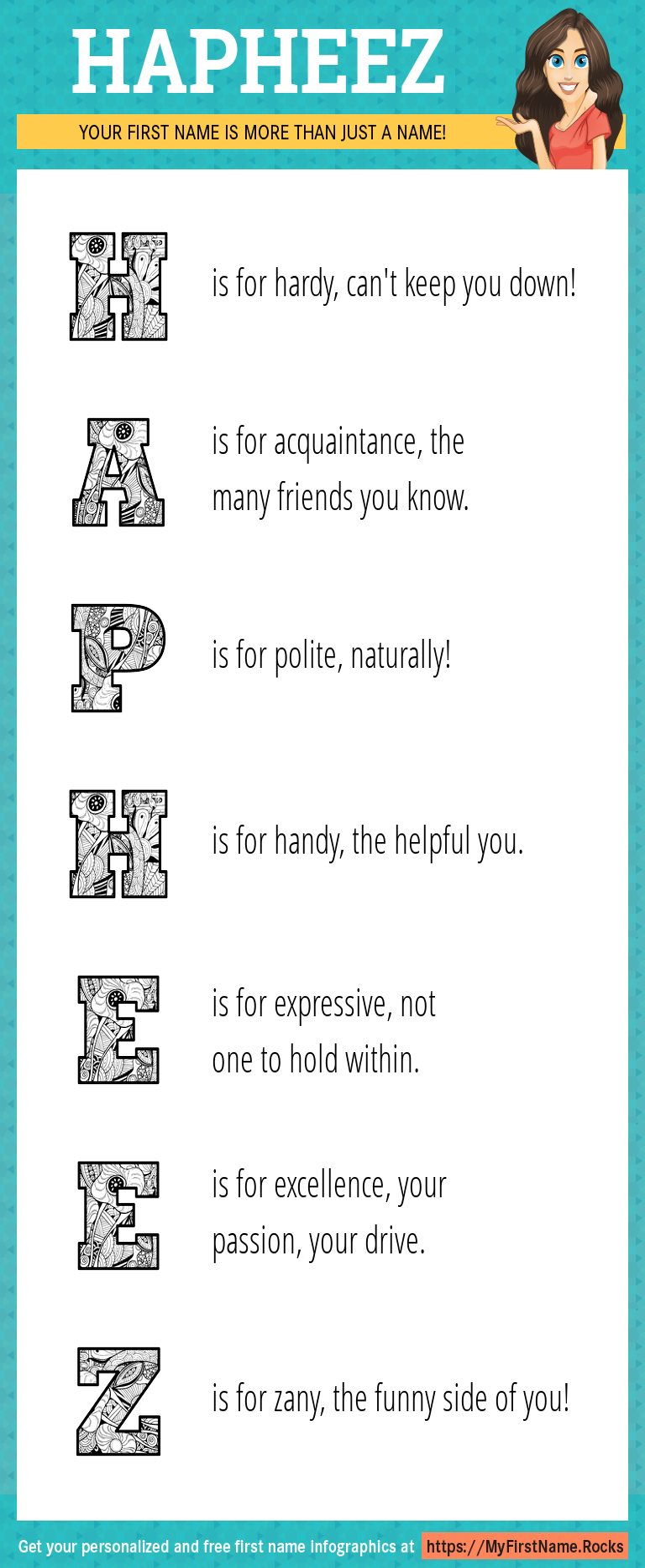 Hapheez Infographics