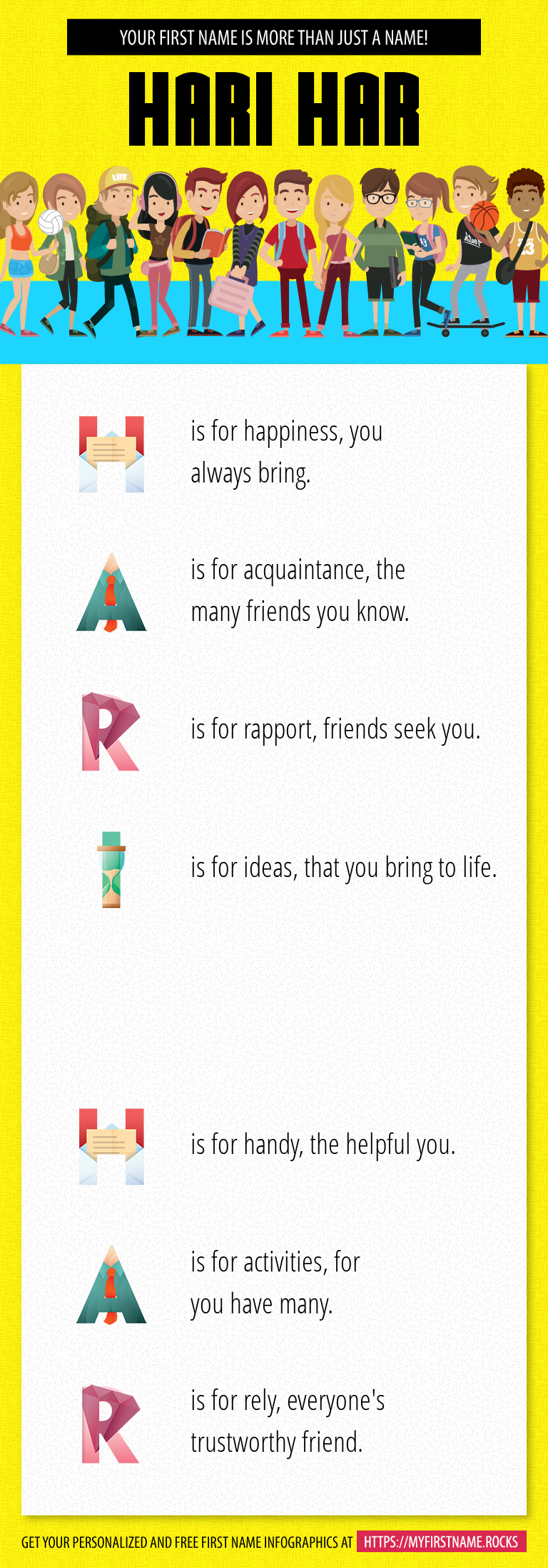 Hari Har Infographics