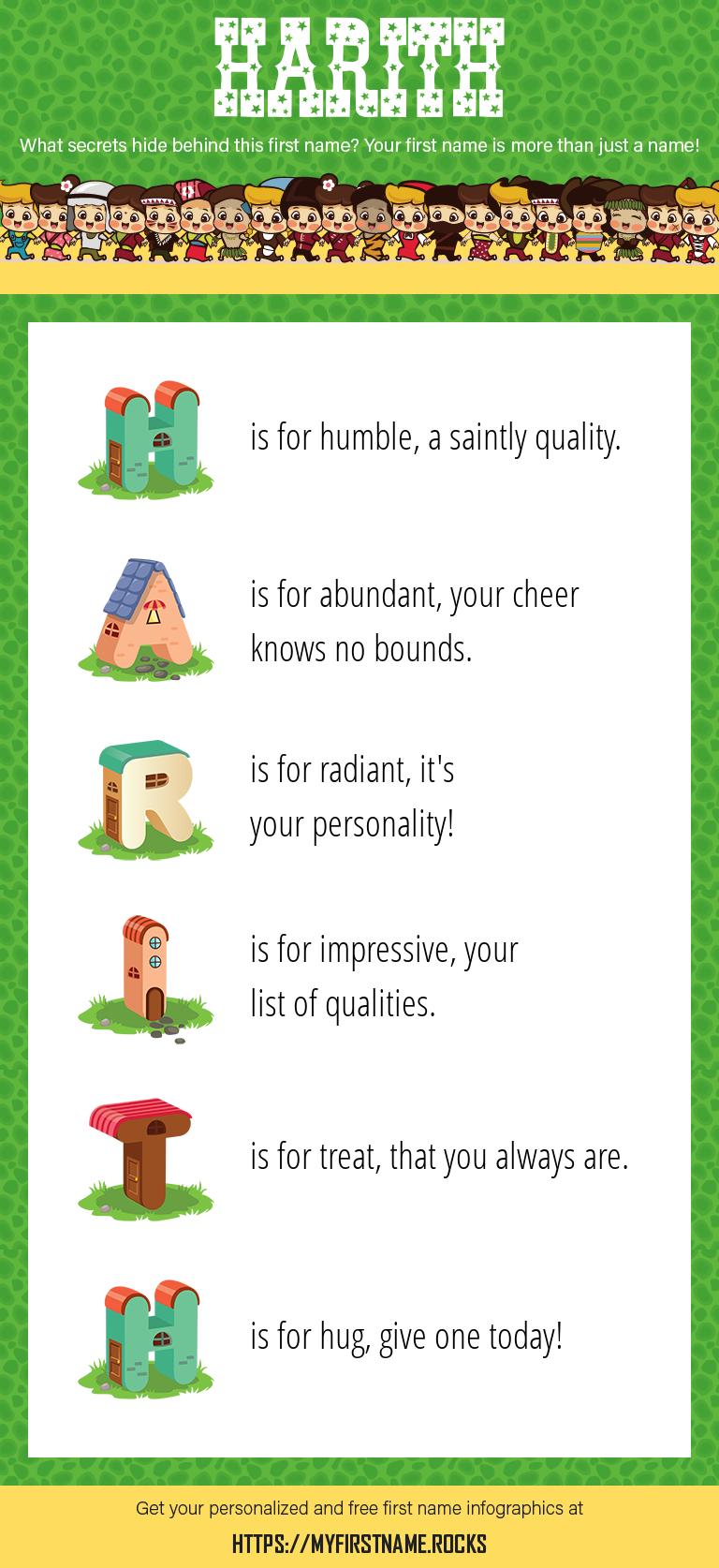 Harith Infographics