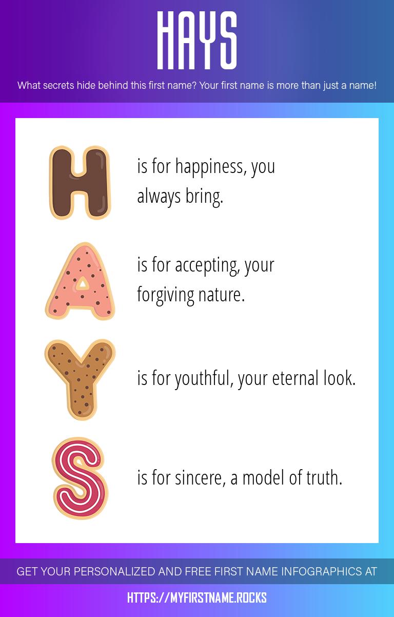 Hays Infographics