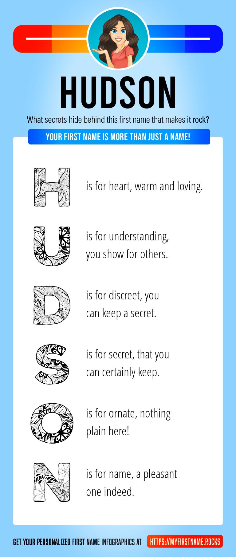 Hudson Infographics