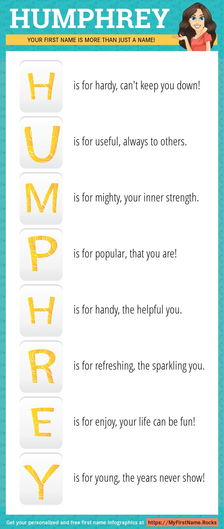 Humphrey Infographics