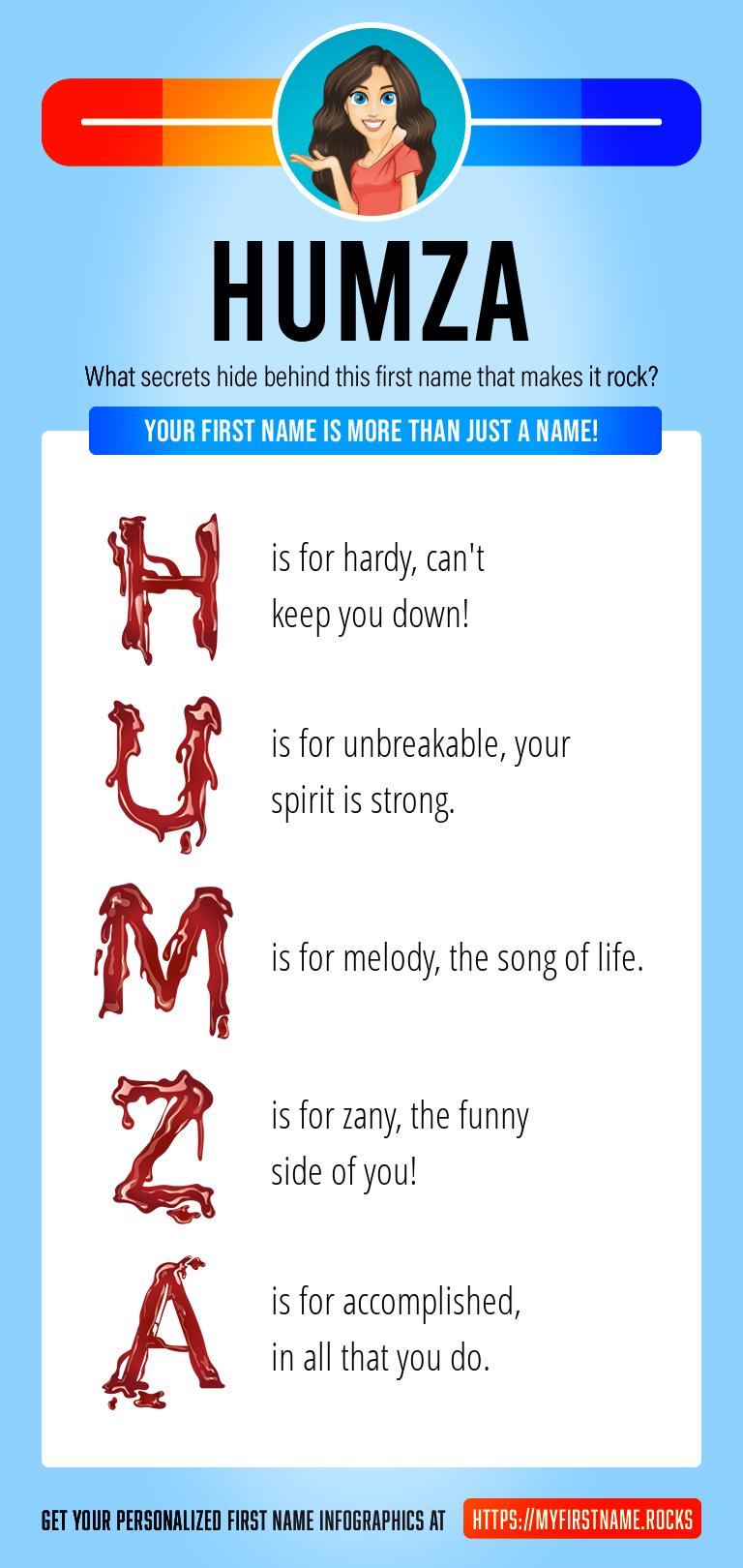 Humza Infographics