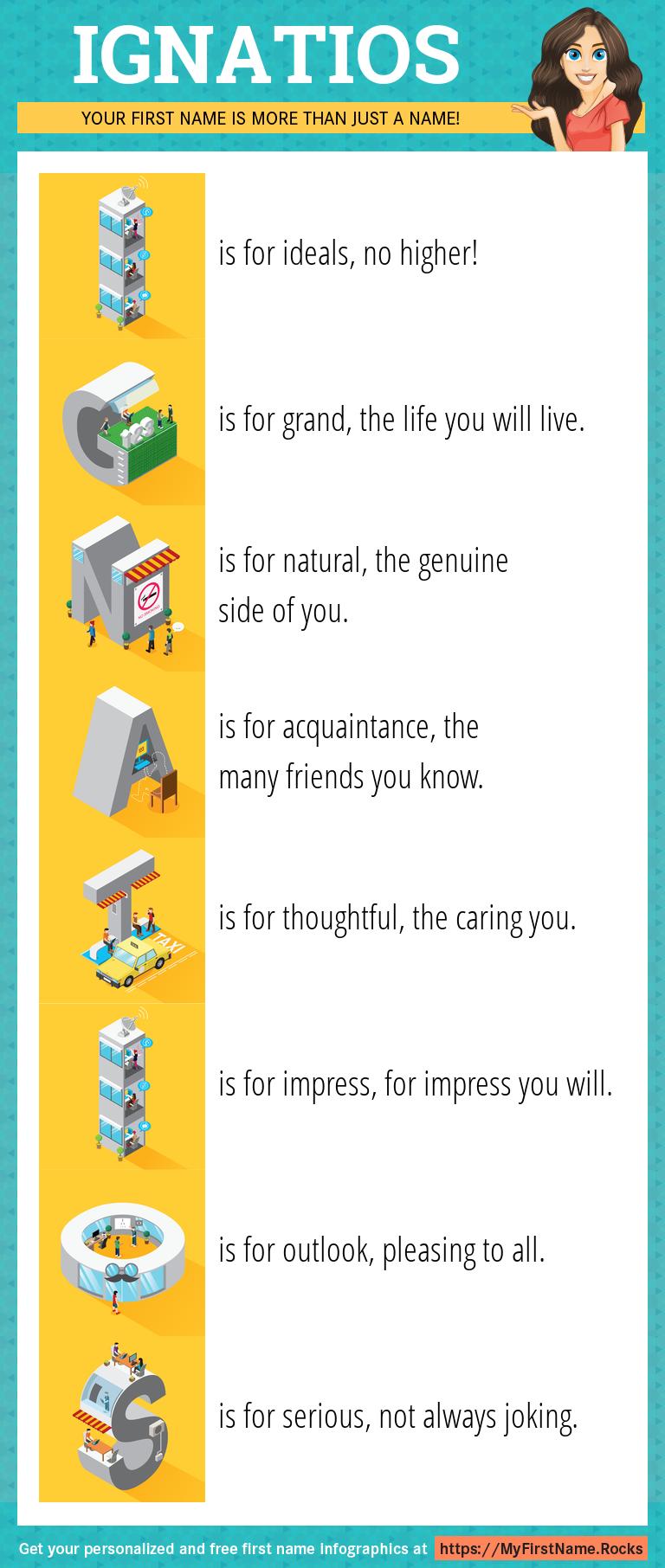 Ignatios Infographics