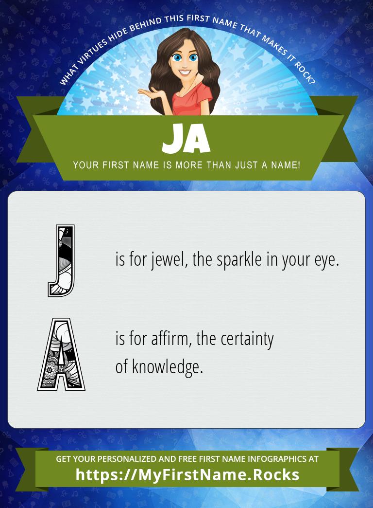 Ja Infographics