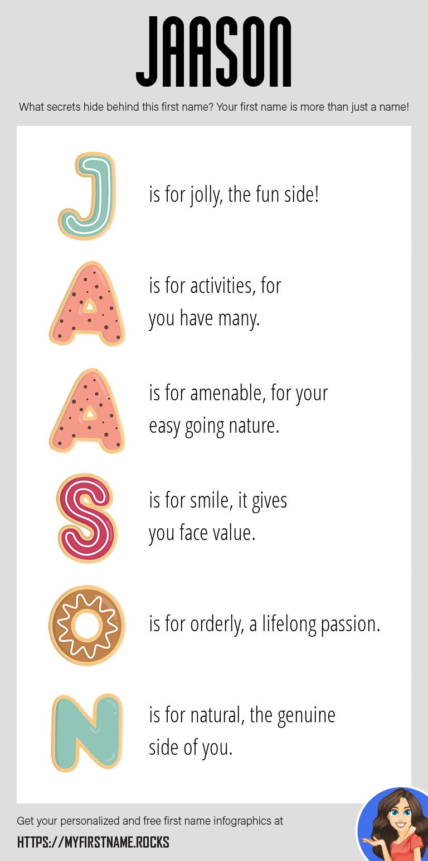 Jaason Infographics