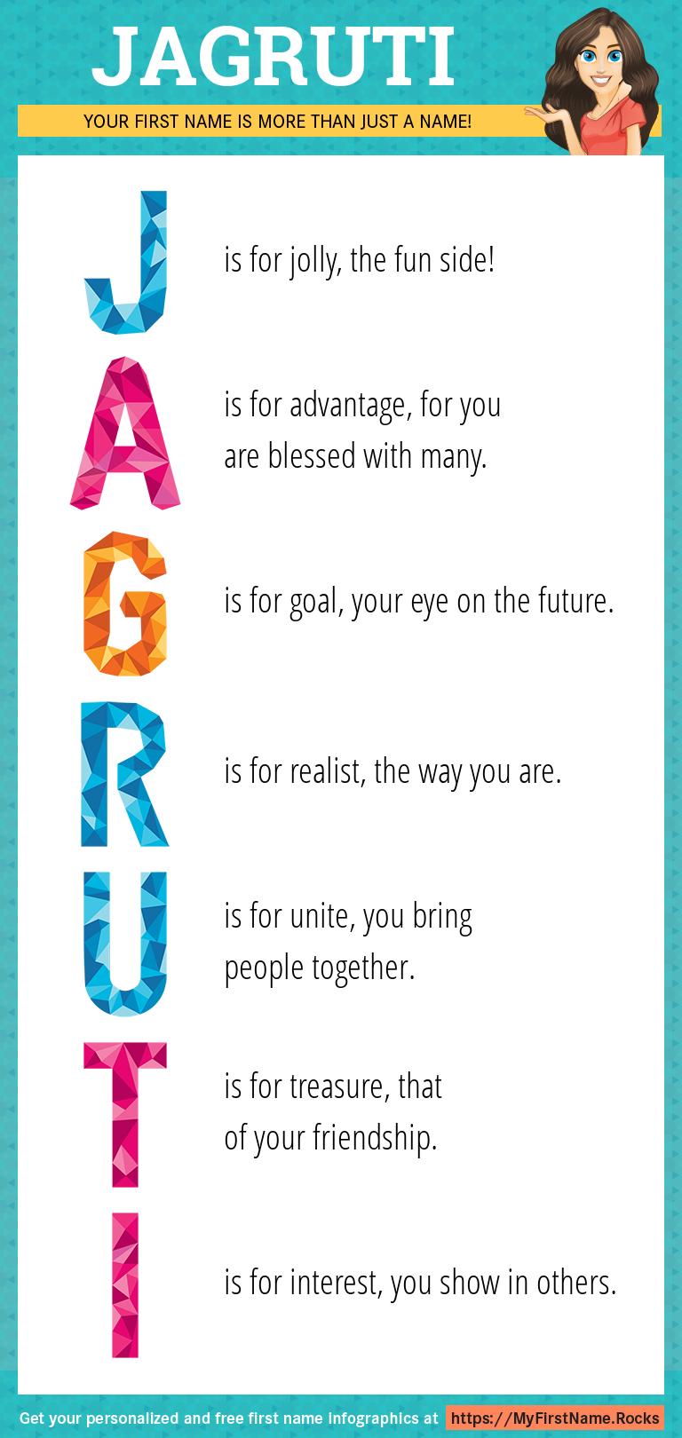 Jagruti Infographics
