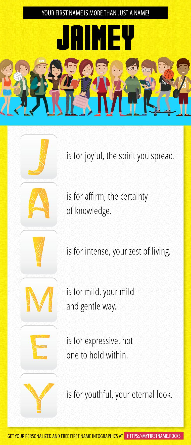 Jaimey Infographics