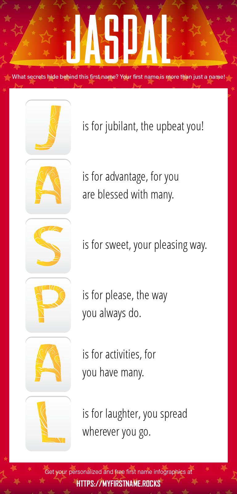 Jaspal Infographics