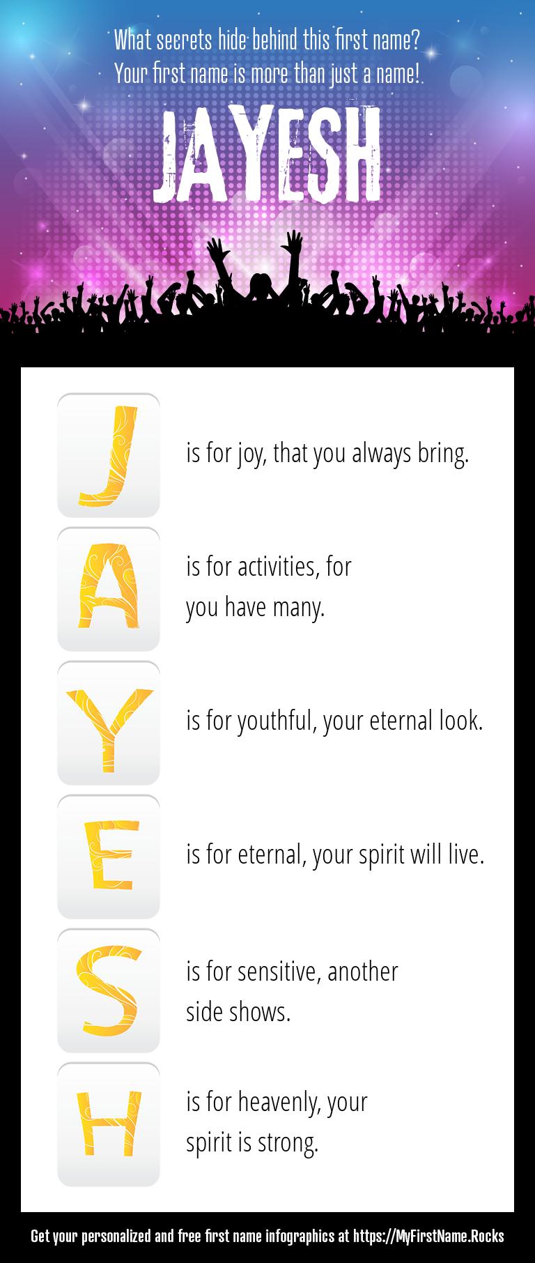 Jayesh Infographics