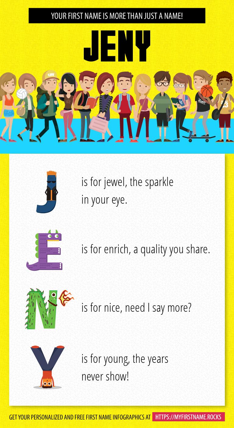 Jeny Infographics