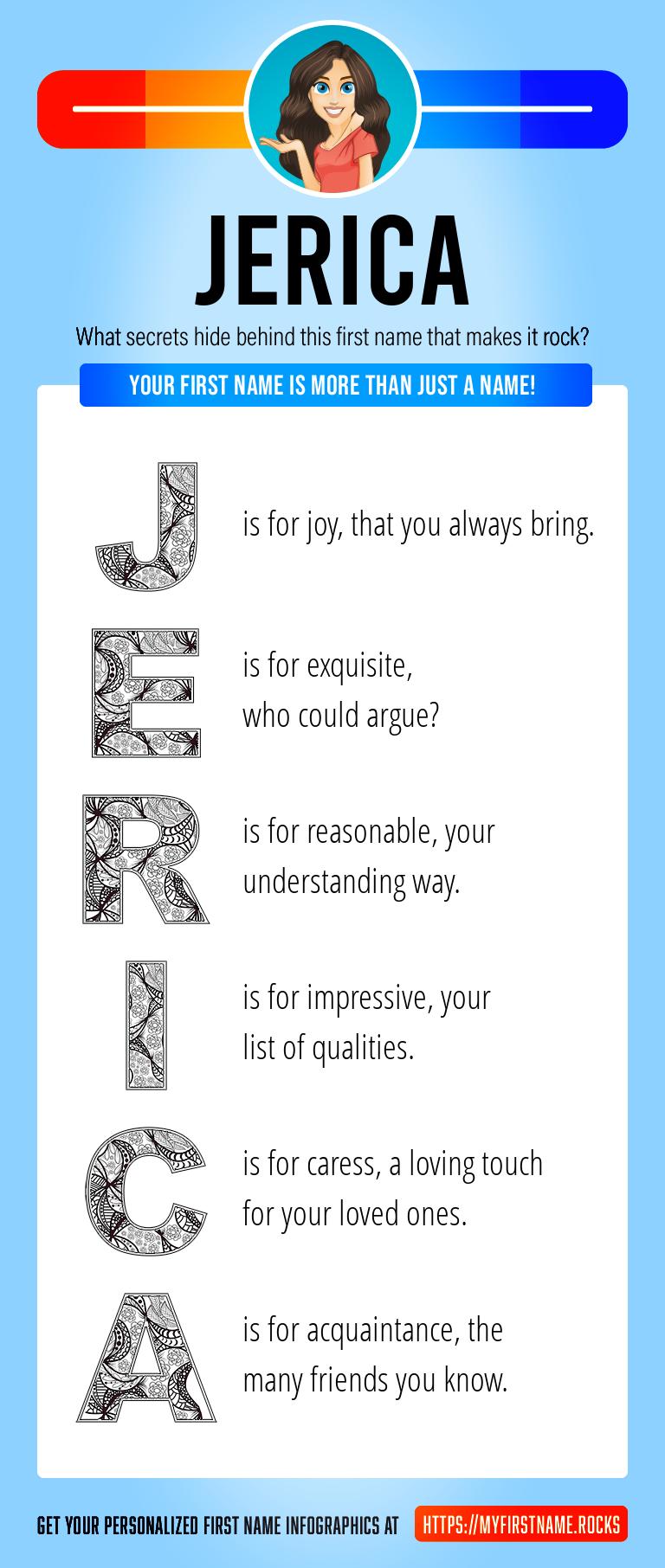 Jerica Infographics