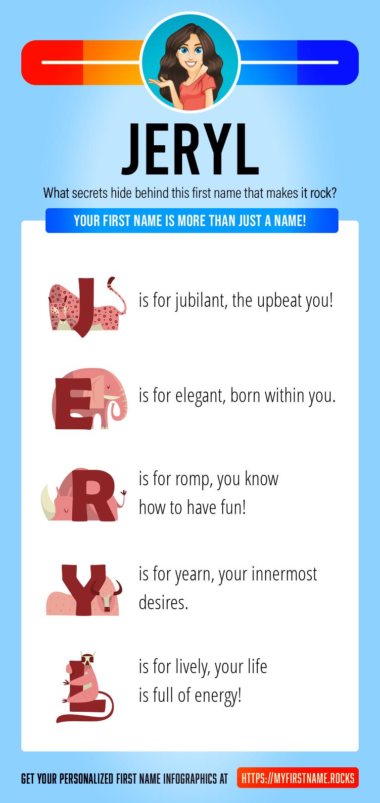 Jeryl Infographics