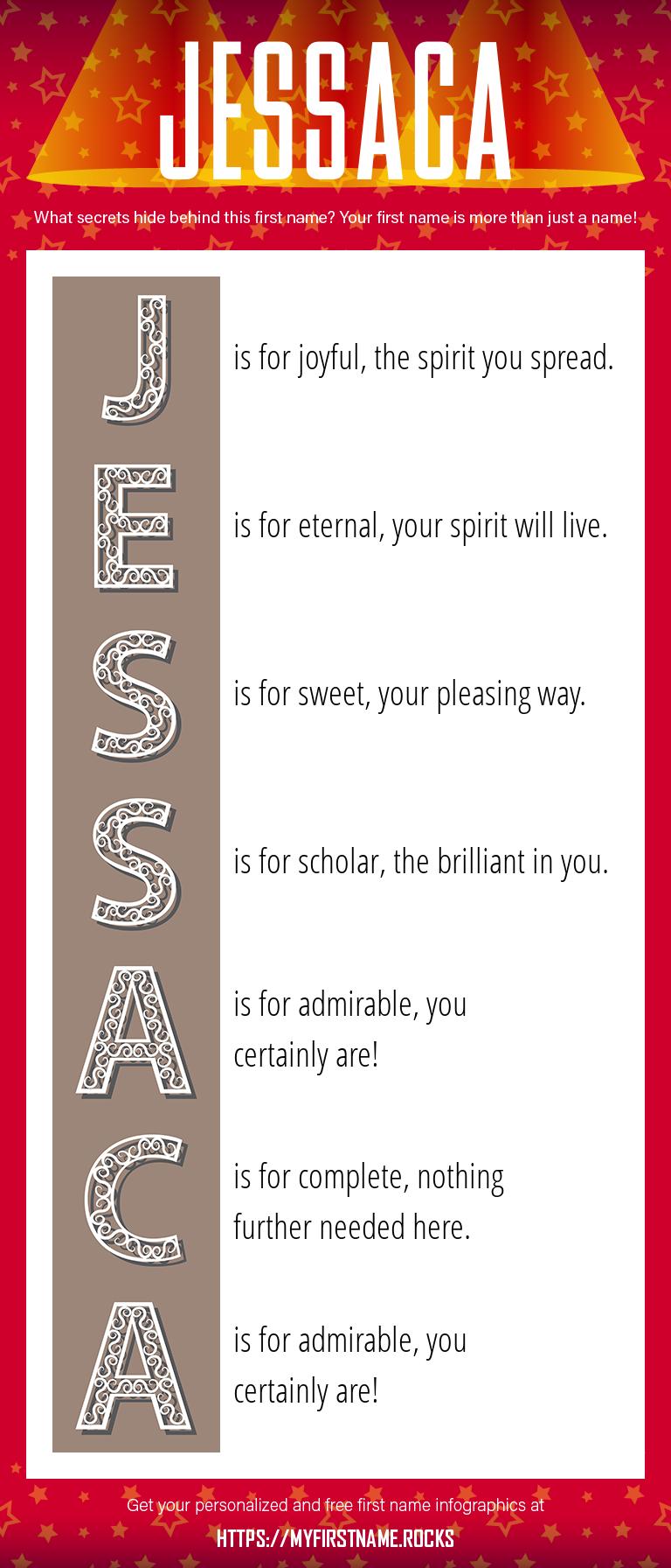 Jessaca Infographics