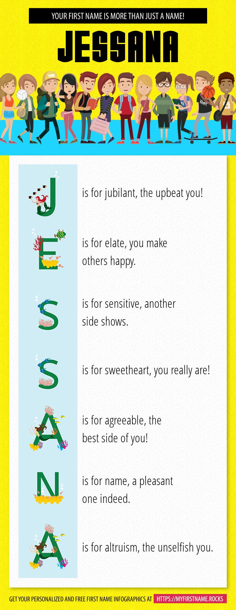 Jessana Infographics