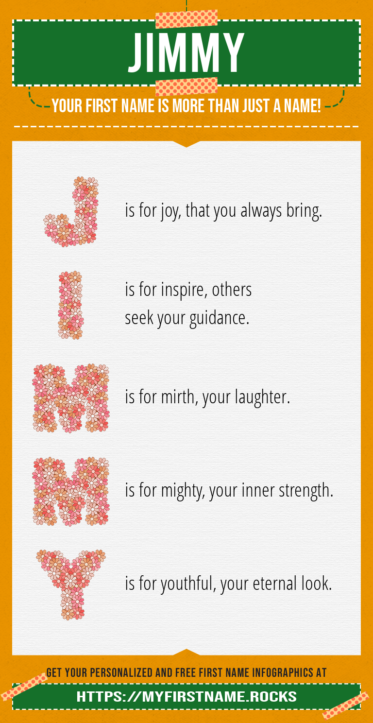 Jimmy Infographics