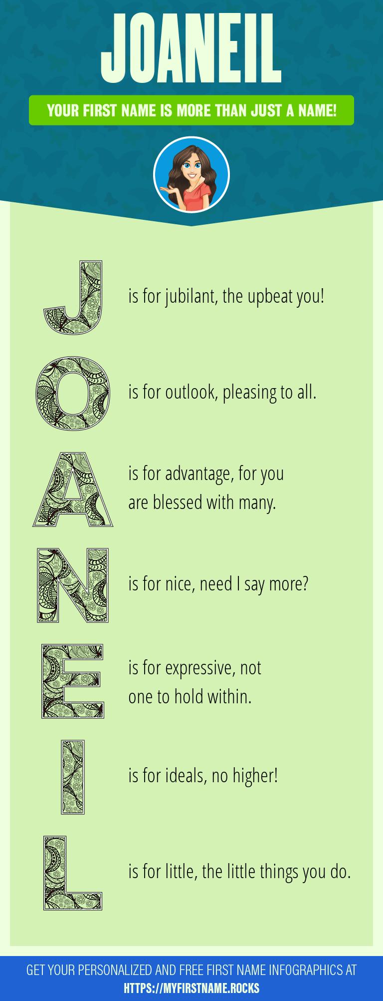 Joaneil Infographics