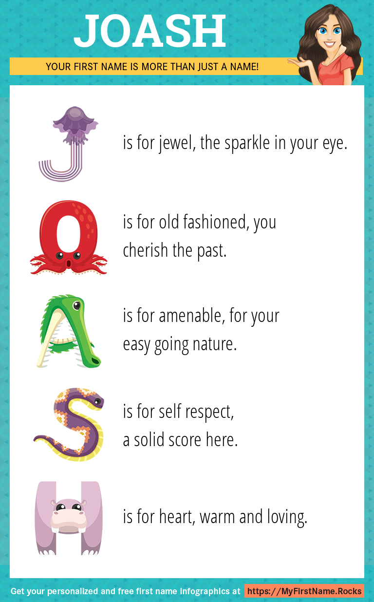 Joash Infographics