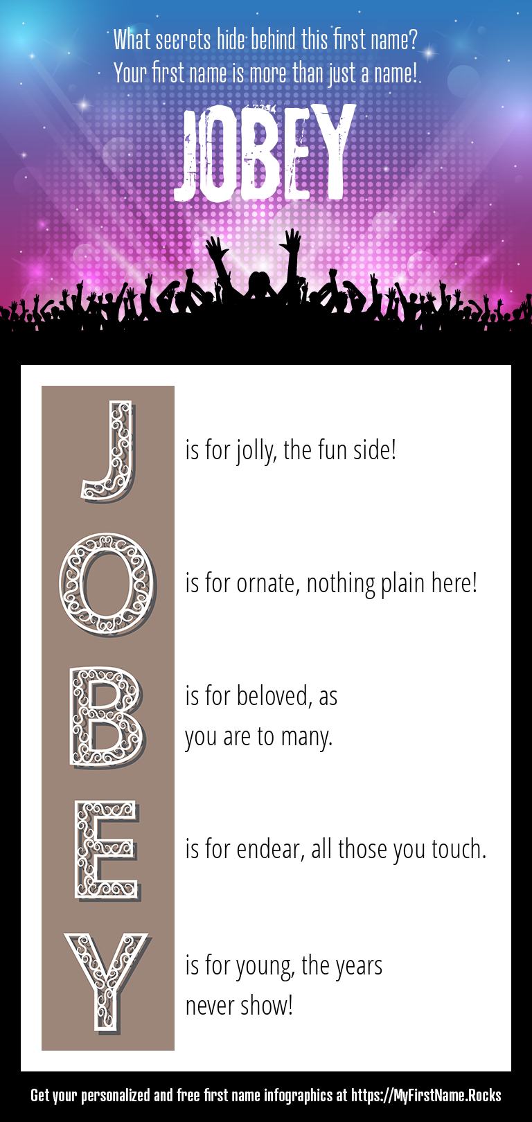 Jobey Infographics