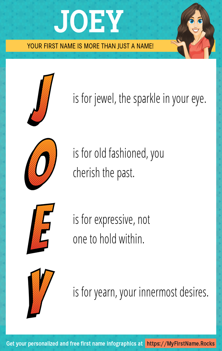 Joey Infographics