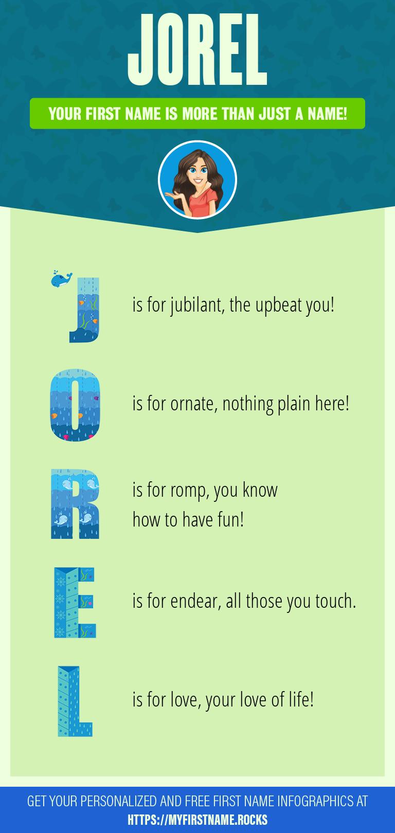Jorel Infographics