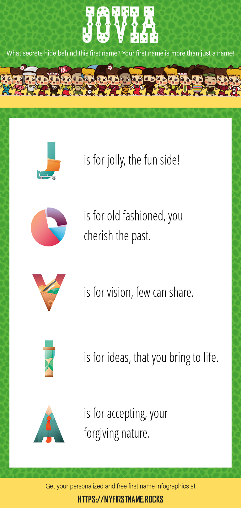 Jovia Infographics