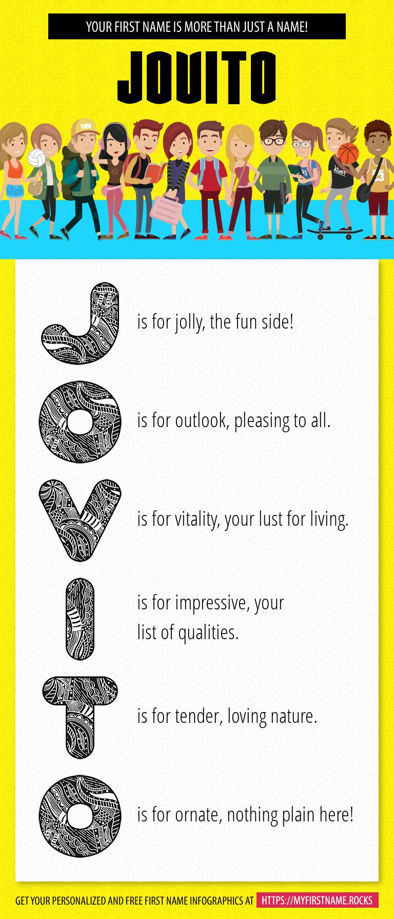 Jovito Infographics