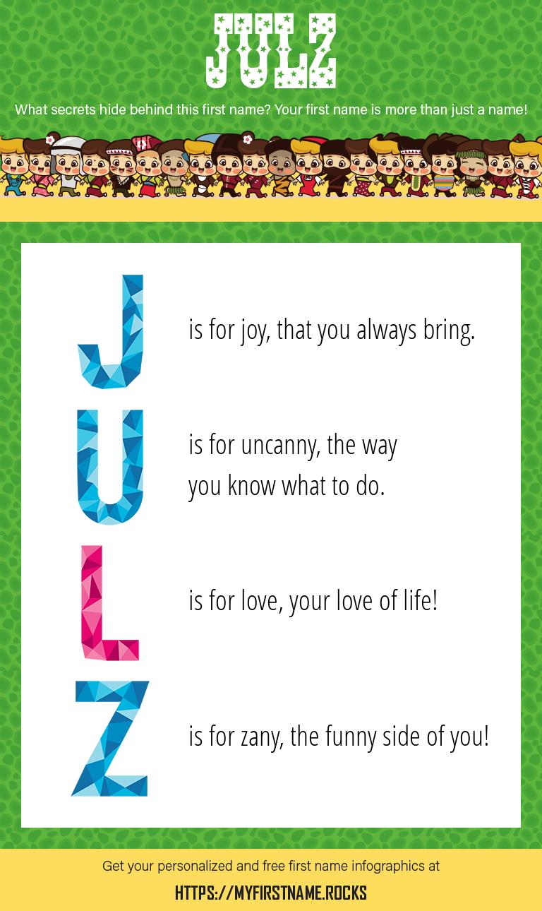 Julz Infographics