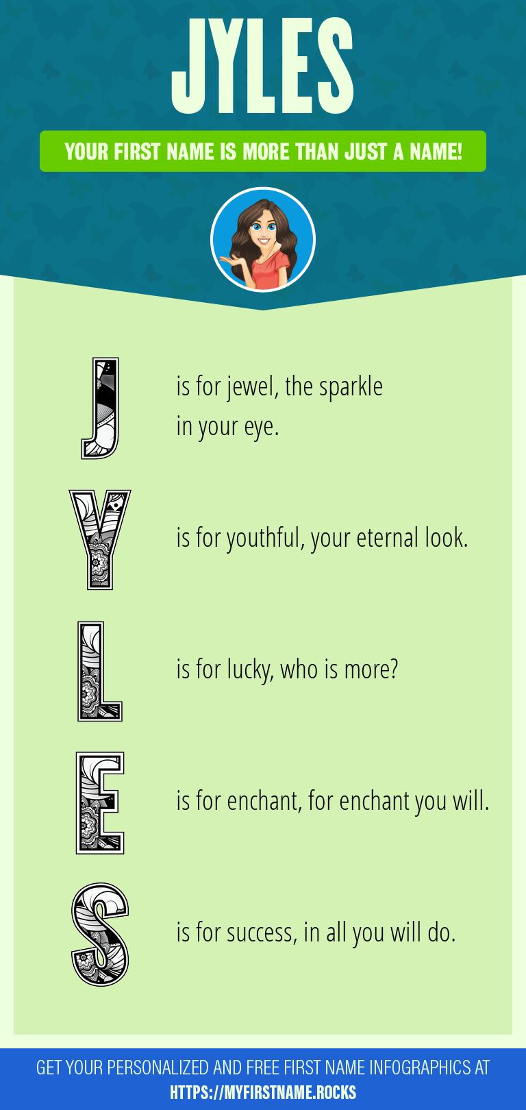 Jyles Infographics