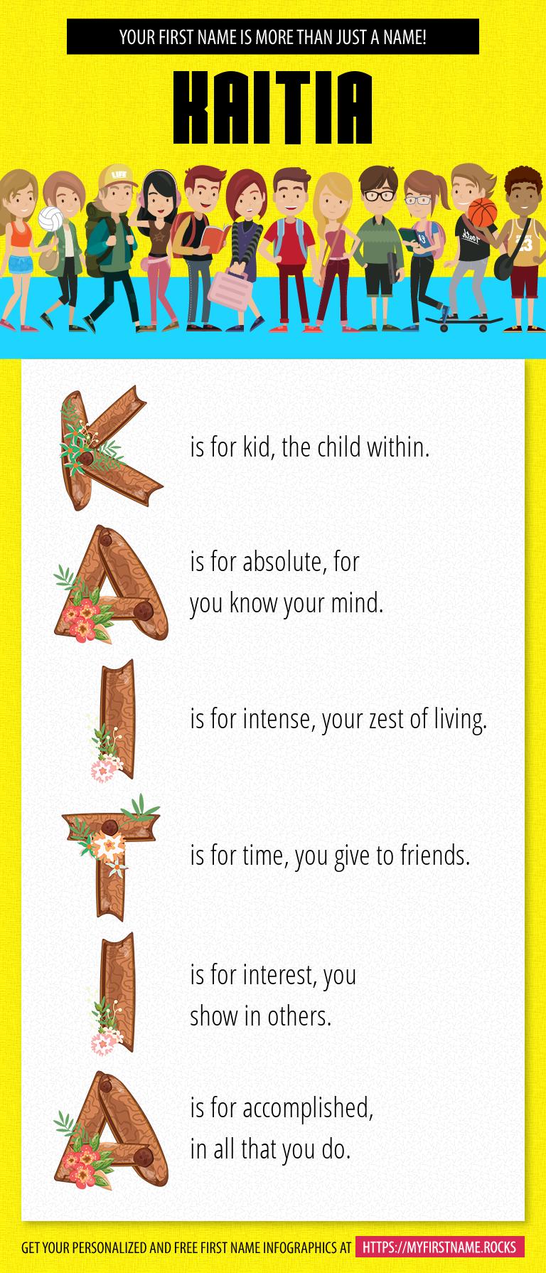 Kaitia Infographics