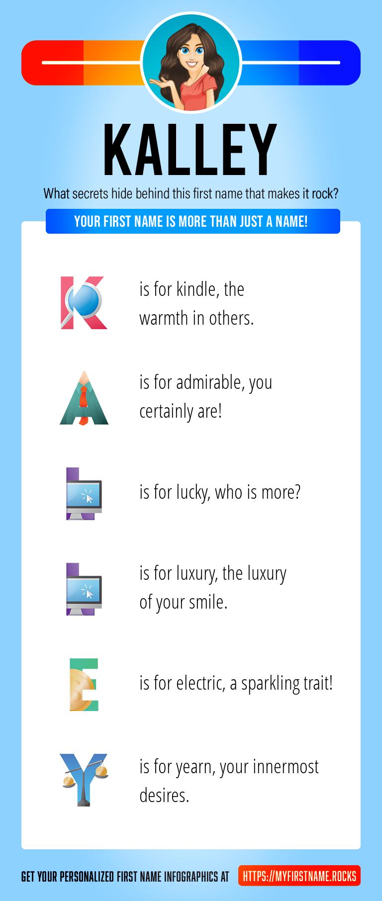 Kalley Infographics