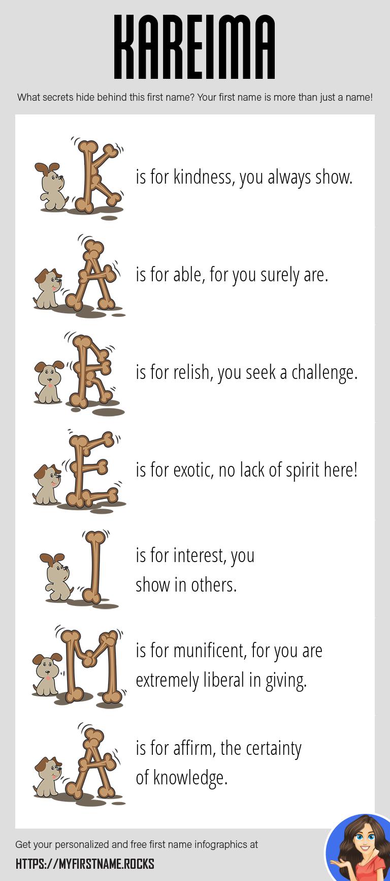 Kareima Infographics